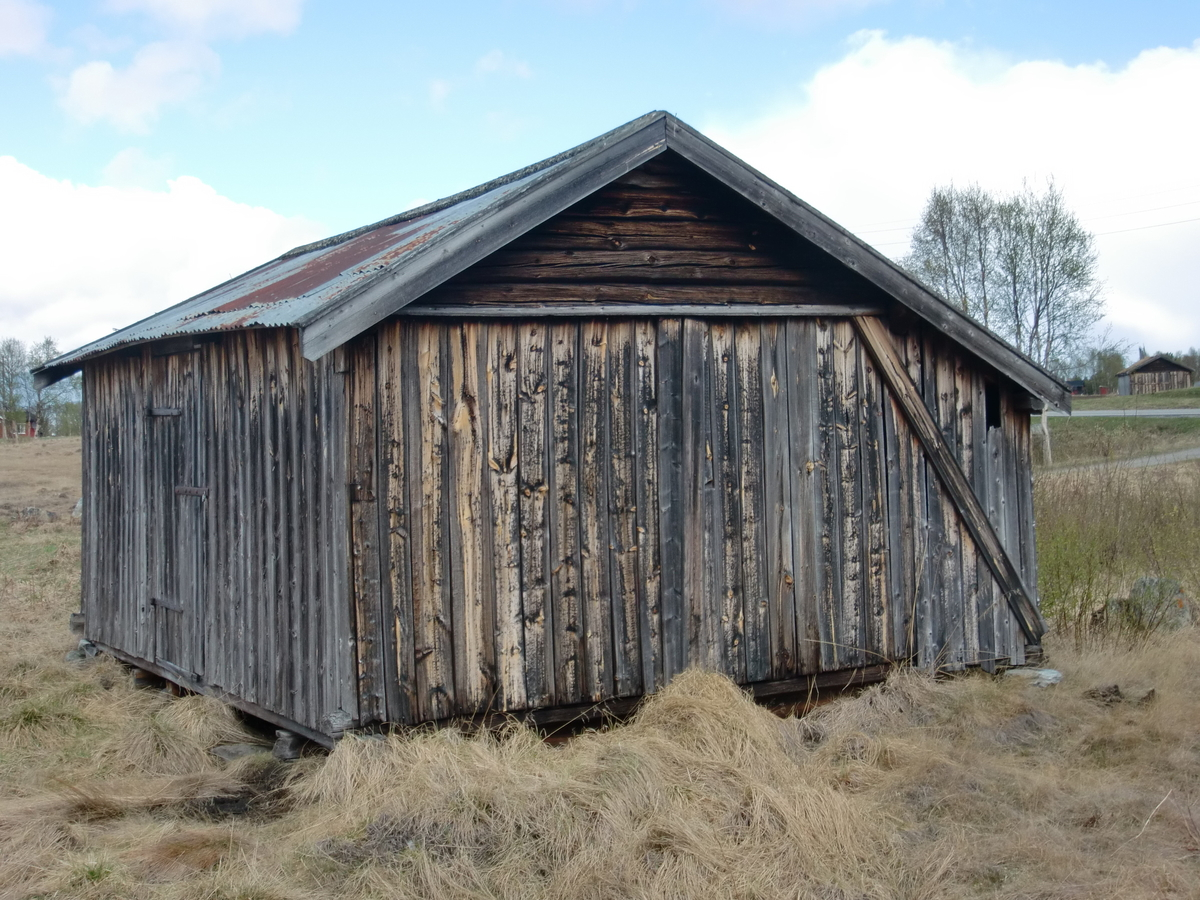 Representativ bygning i landbrukets kulturlandskap.