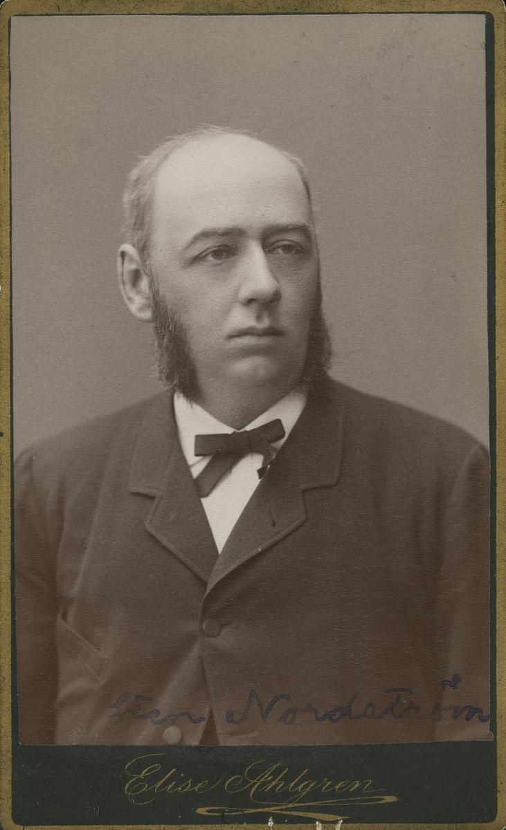 Sten Otto Nordström (1839-1921).