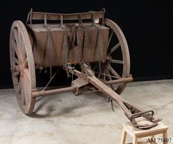 Ammunitionsbakvagn m/1881-1901