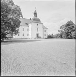 Årsta, slott, exteriör, Österhaninge socken, Södermanland.
