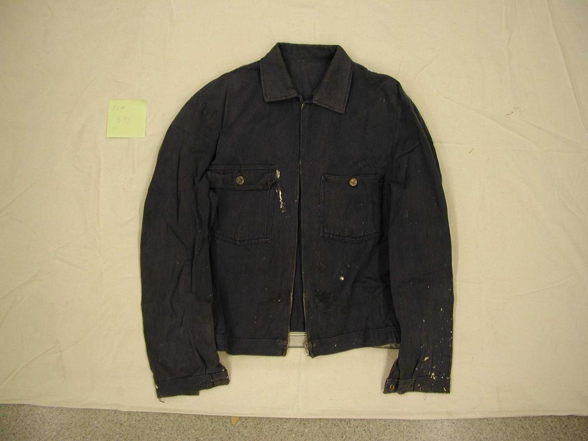 Arbeidstøy, jakke