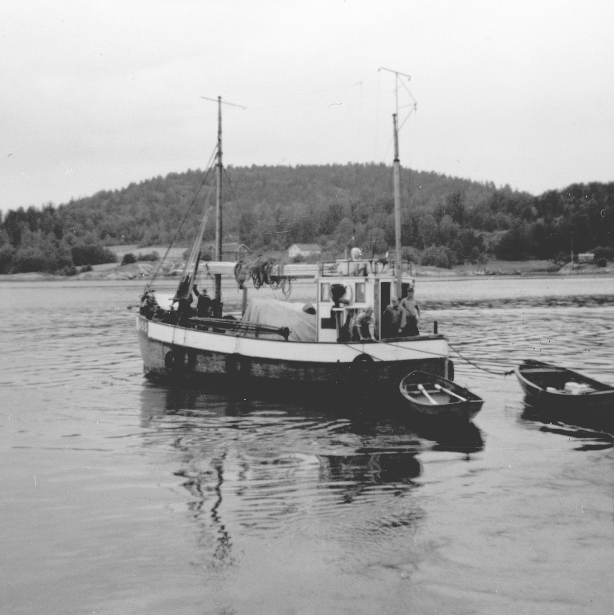 fiskeskøyter