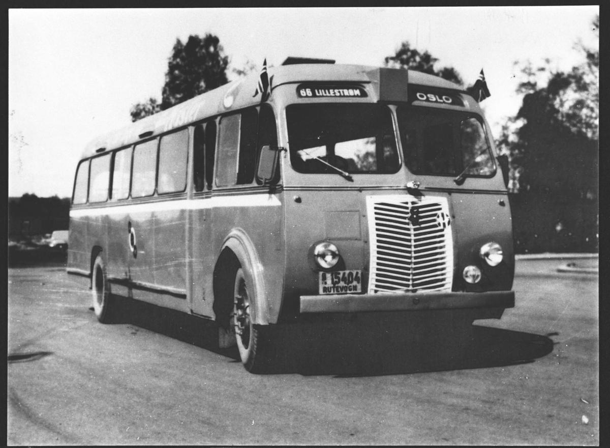 Omnibuss 1. mai 1955