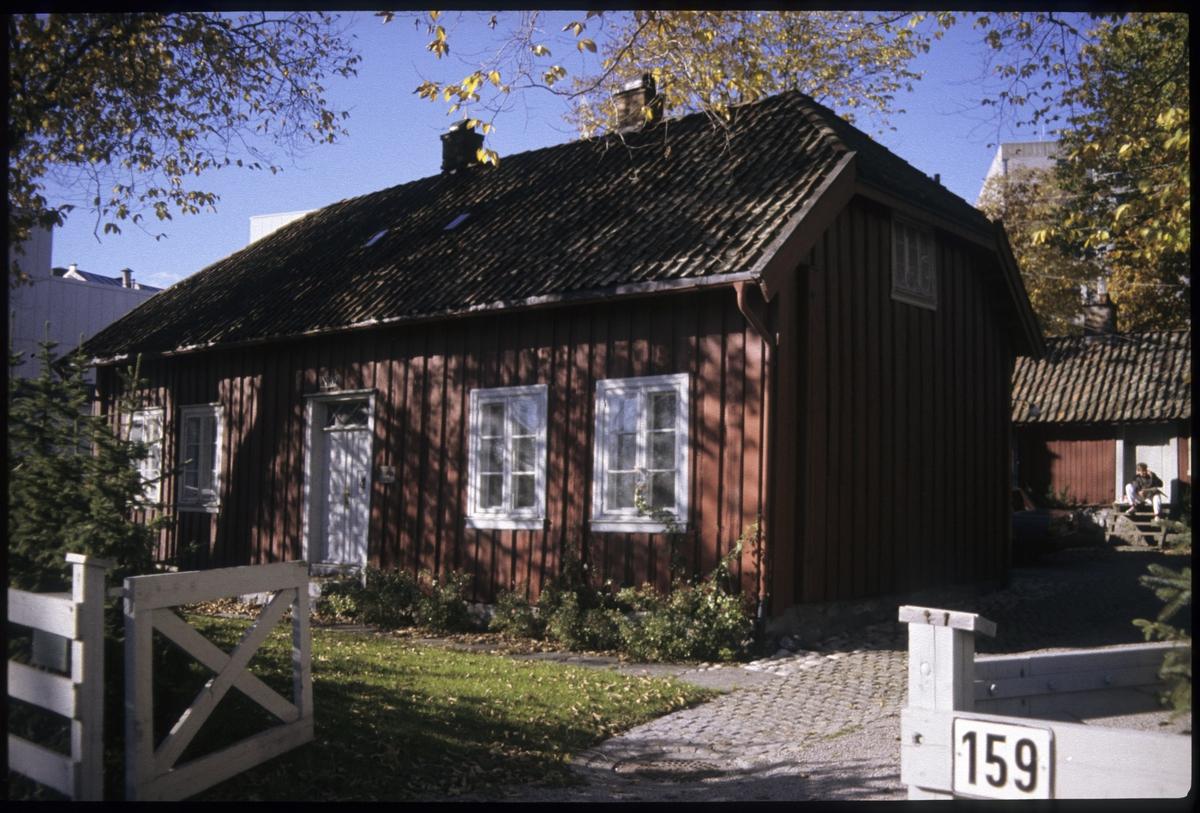 Malmskrivergården, Sandvika