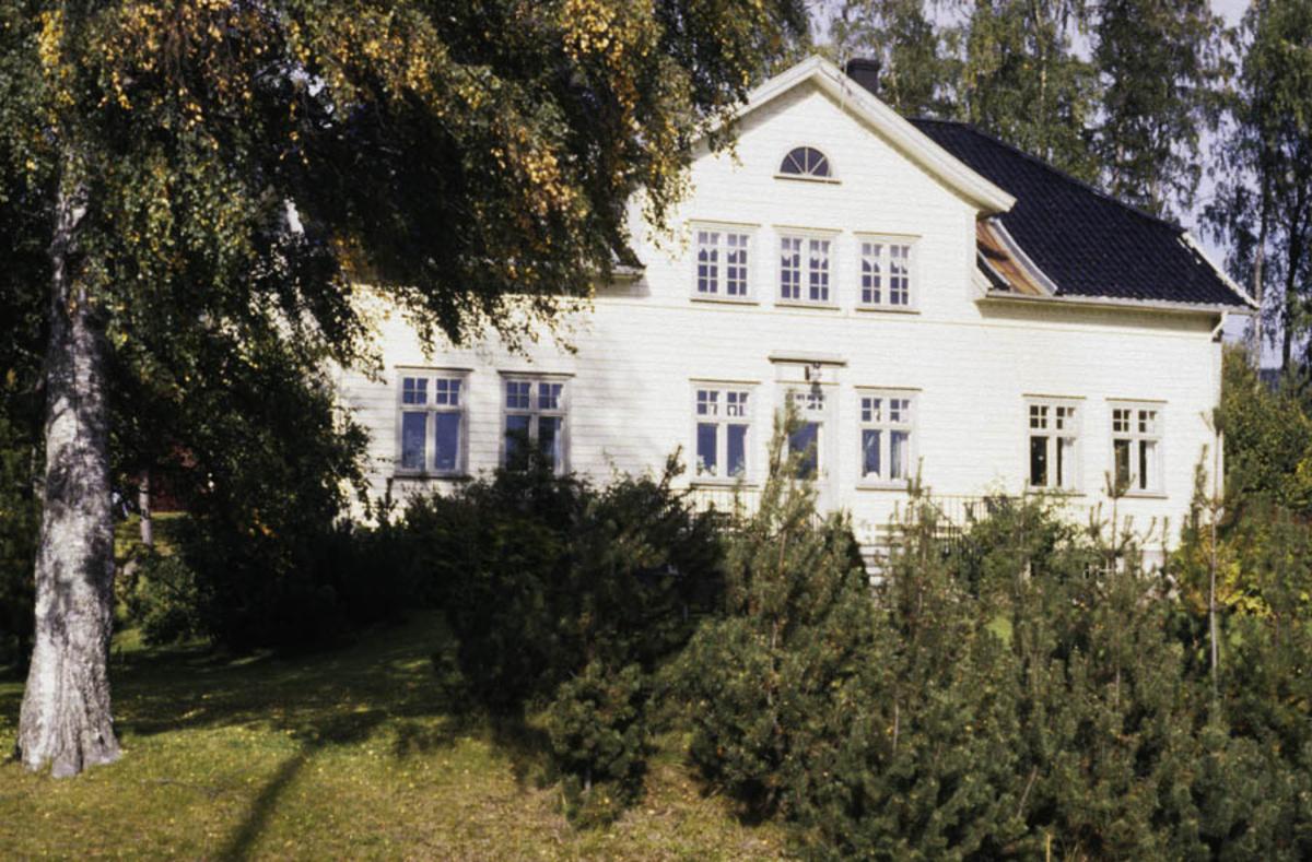 Hurdal, distriktslegebygningen Huldrehaugen.