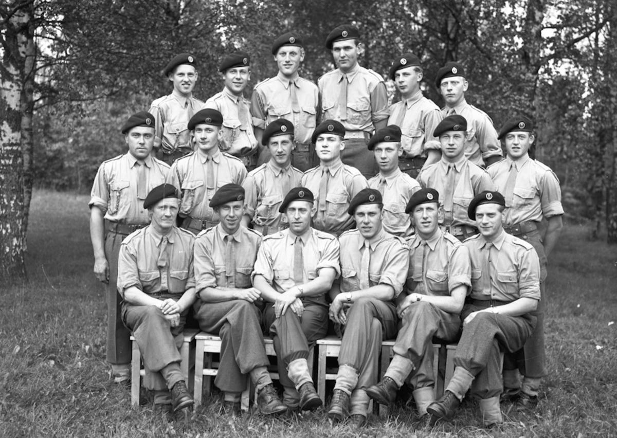 Gruppe militære