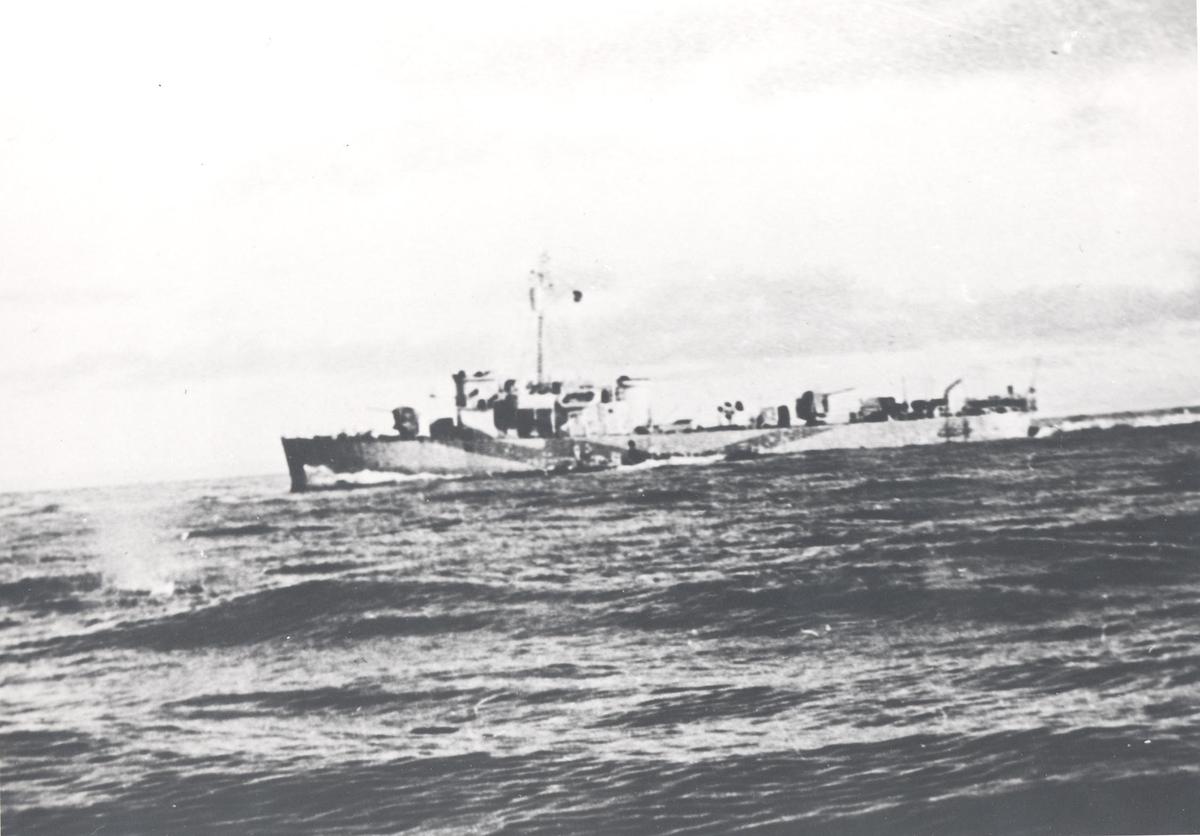 Undervannsbåtjager King Haakon den 7.