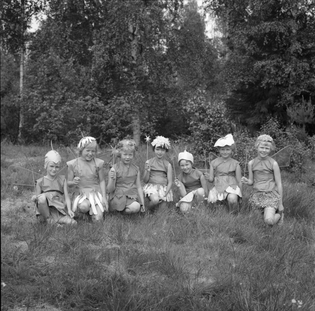 Gruppebilde, barn