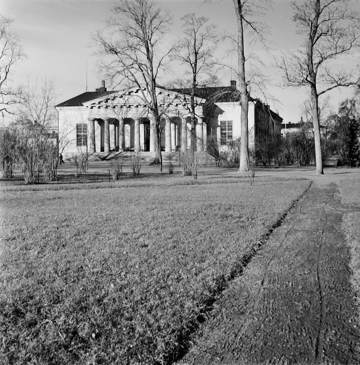 Linneanum, Botaniska trädgården, Uppsala