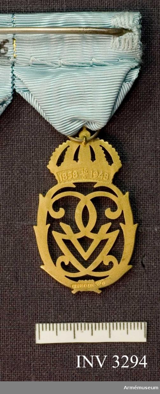 krona kvistar monogram