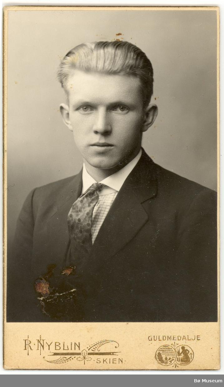 Mann, profil