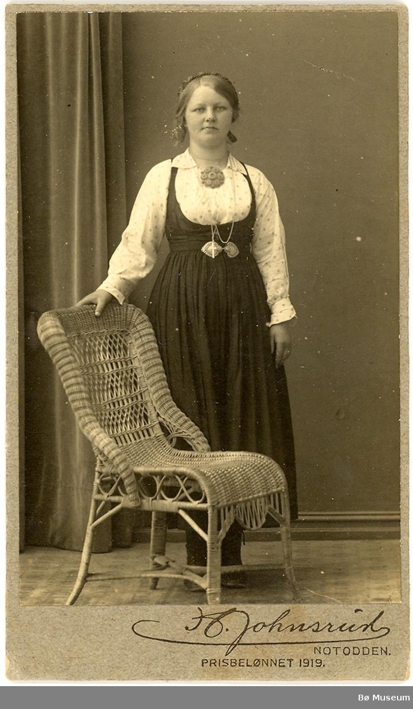 Bergit Svalbjørg kona til Gunnar