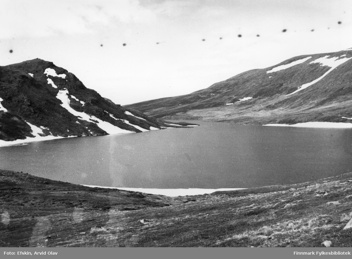 Stikningsarbeide juni 1939.