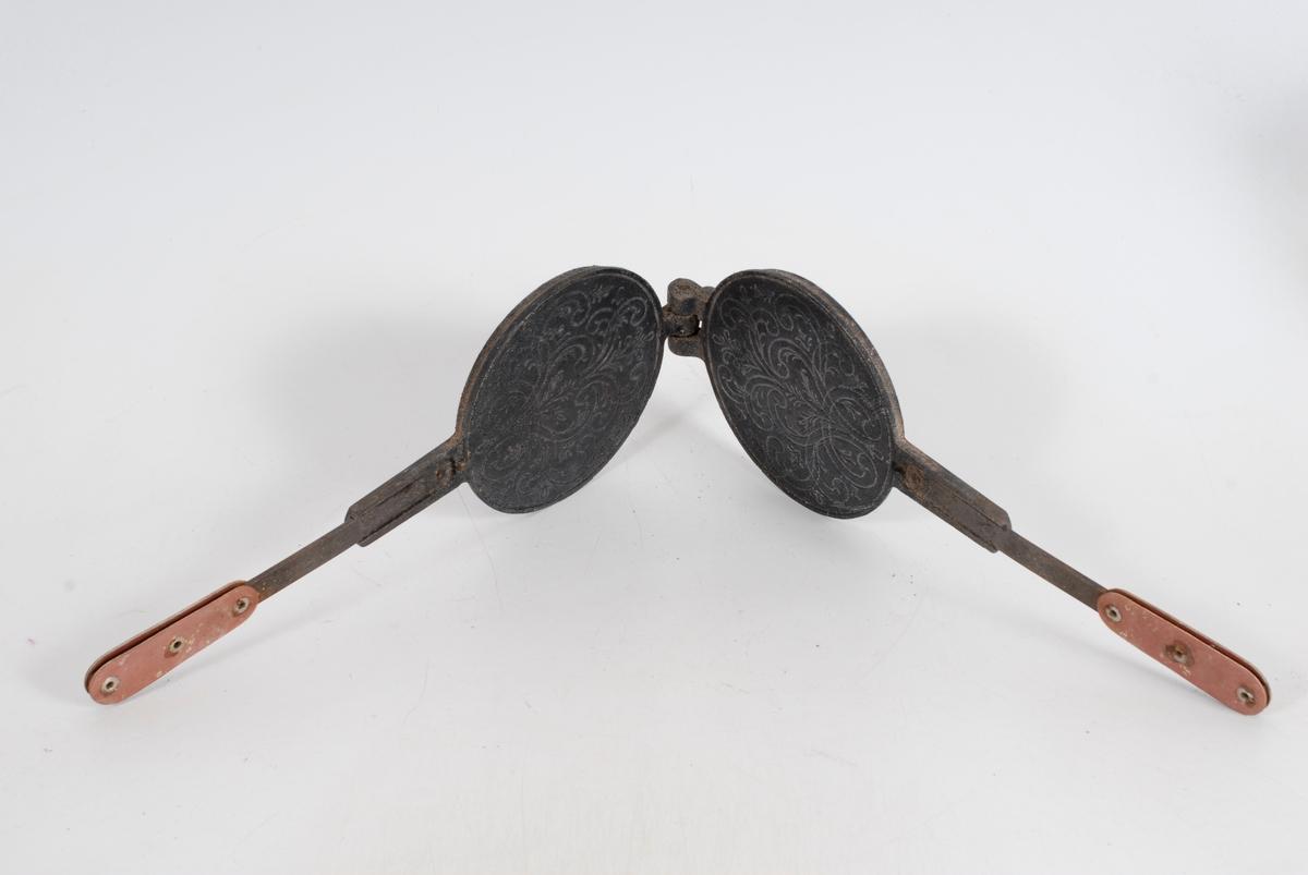 Stekeformene m/girlandermotiv