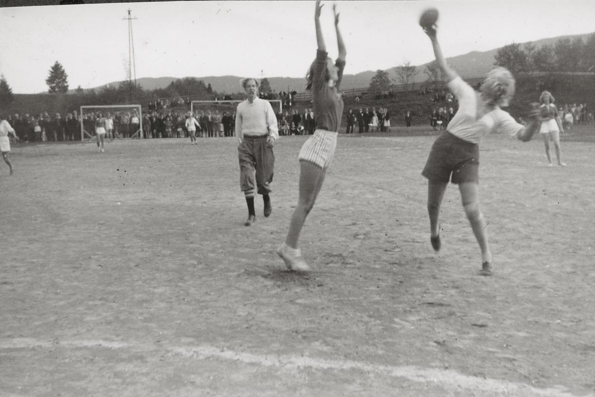 Håndballag i Nittedal IL Idrettens Dag
