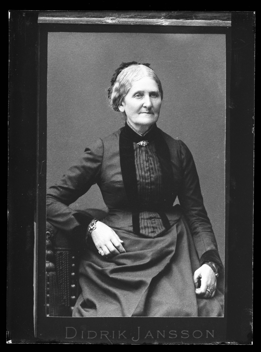 Fru Johansson