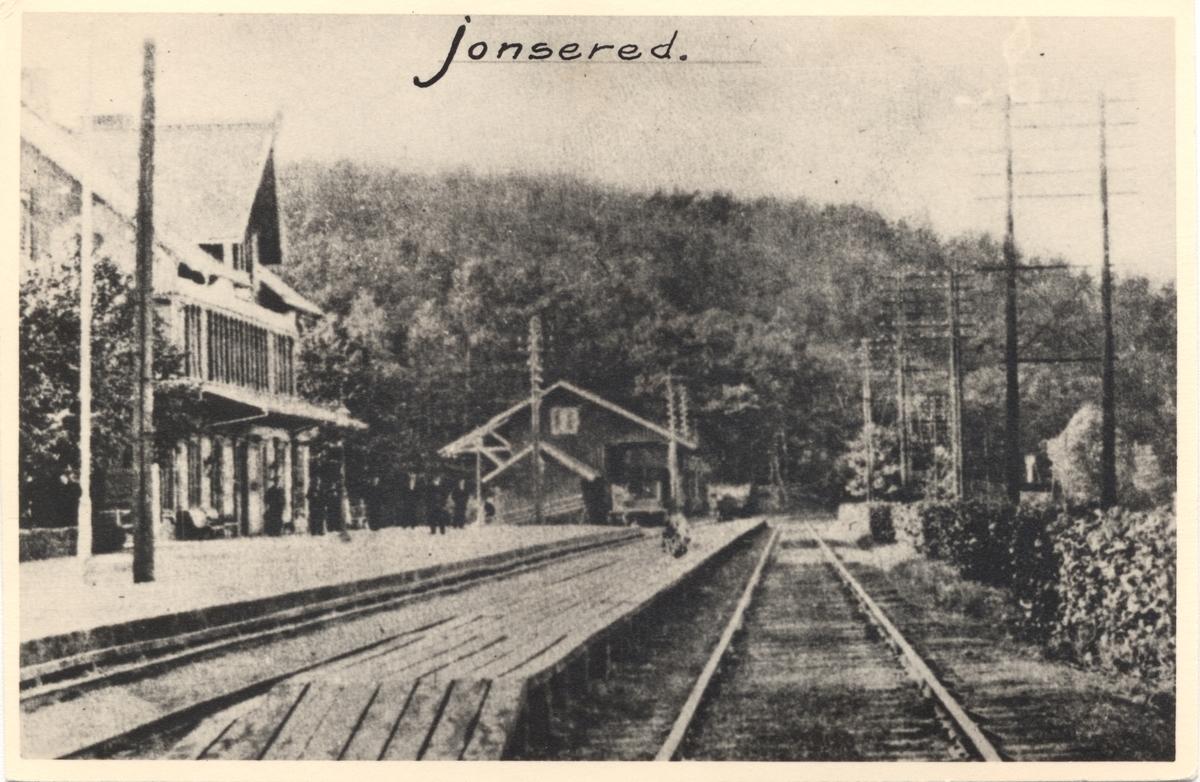 Jonsereds station.