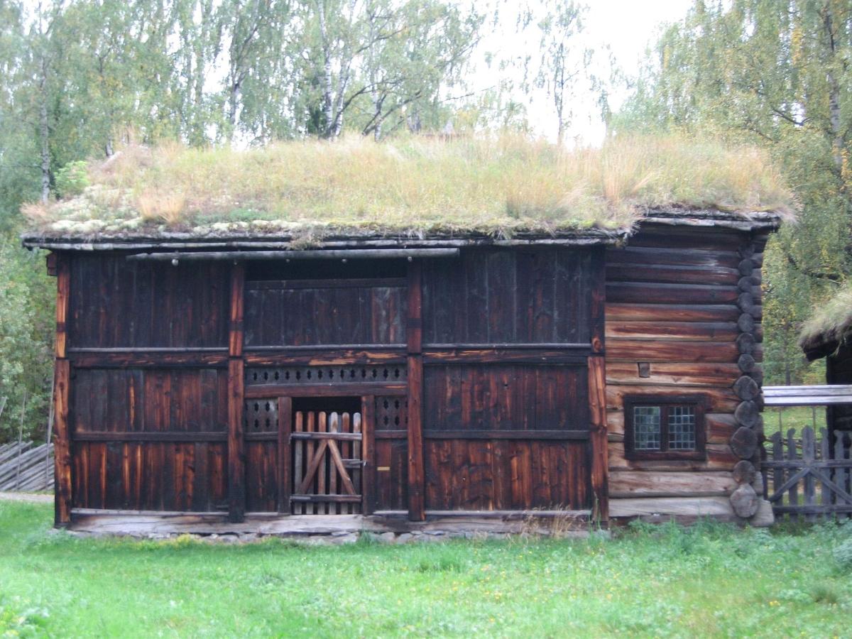 Eldhus, Bjørnstad