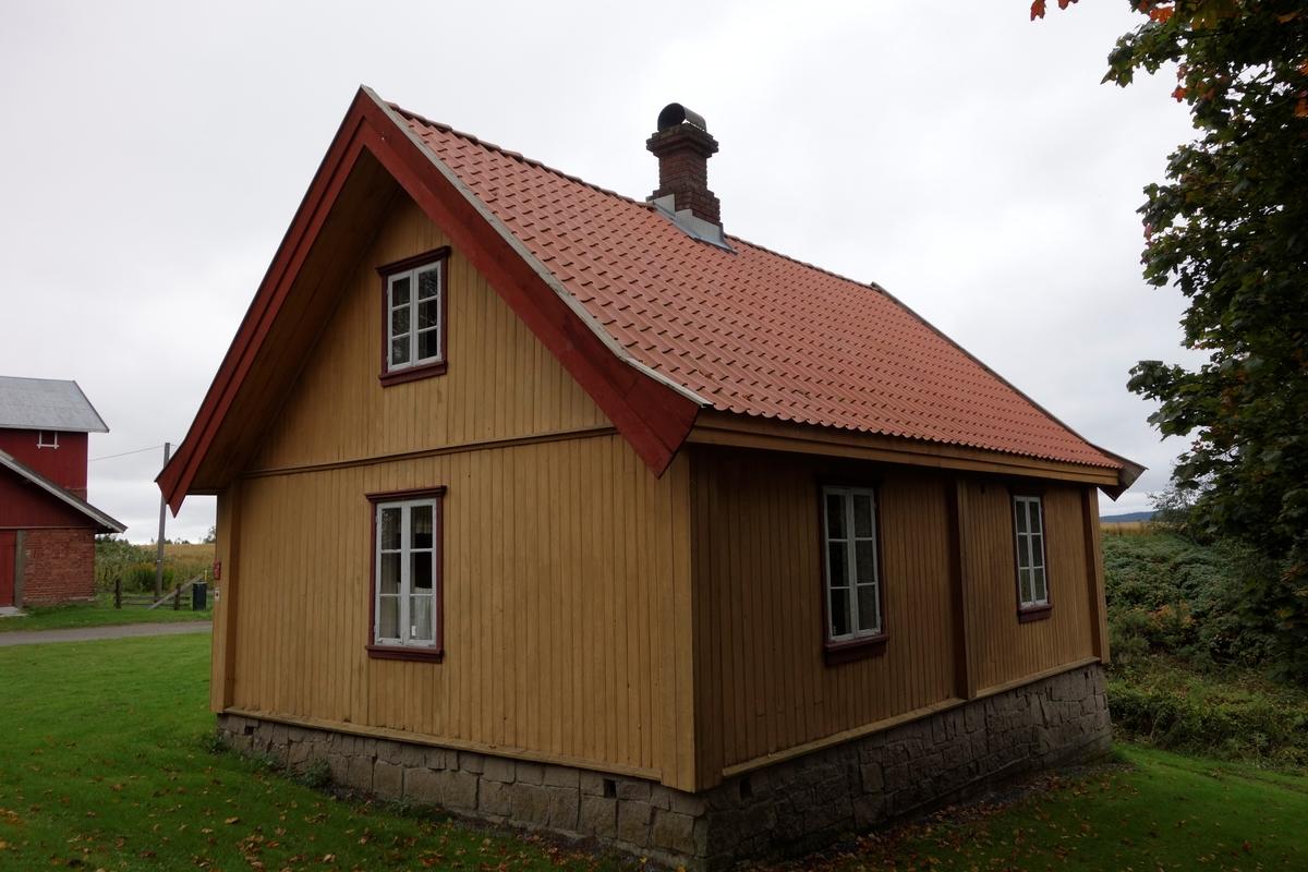 Bolig husmannsplassen Nebben, fra ca. 1900. Flyttet i 1976