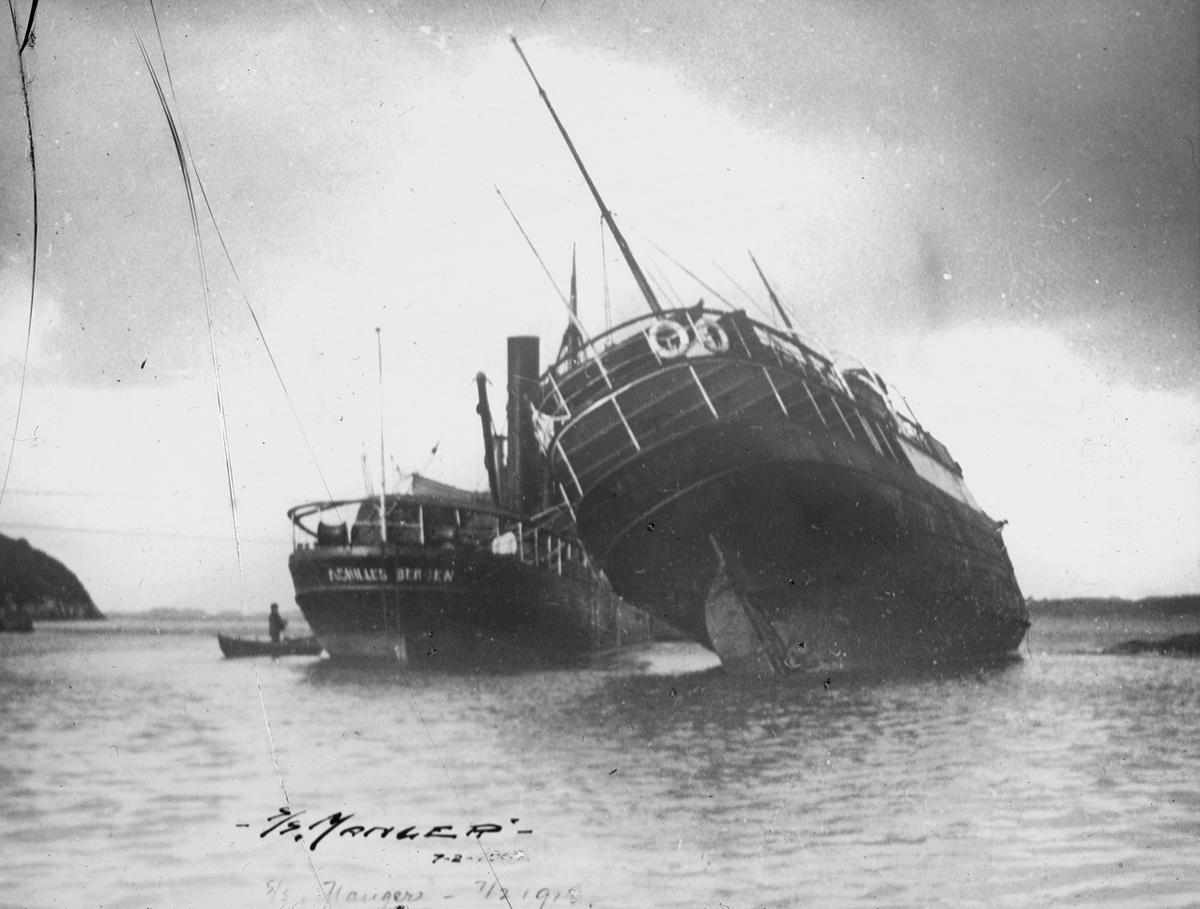 DS MANGER i 1915.