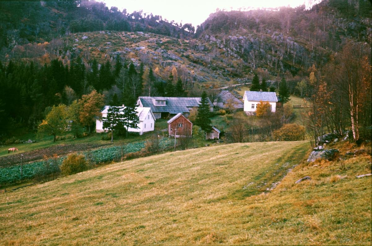 Gården Vormeland i Jørpeland
