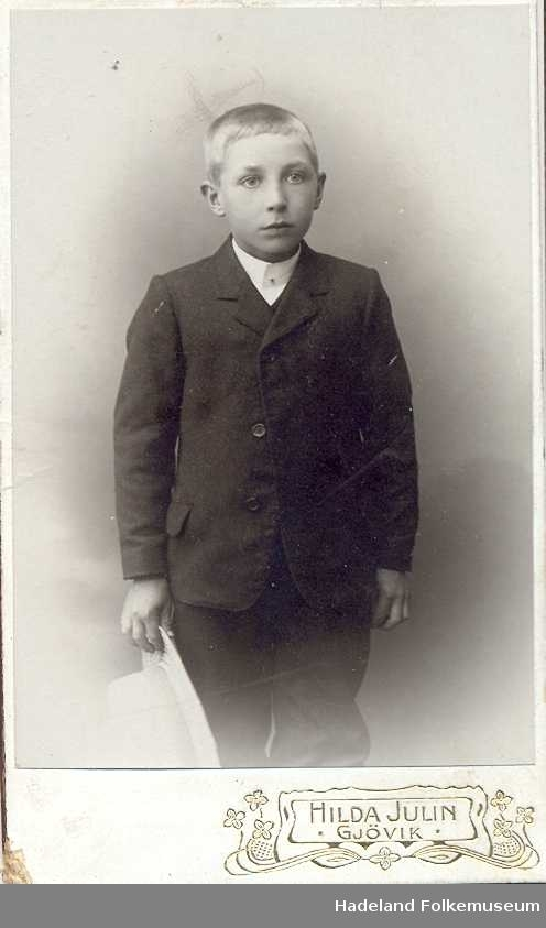 Portrett fra familiealbum