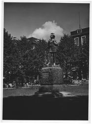 Edvard Grieg monument i Bergen