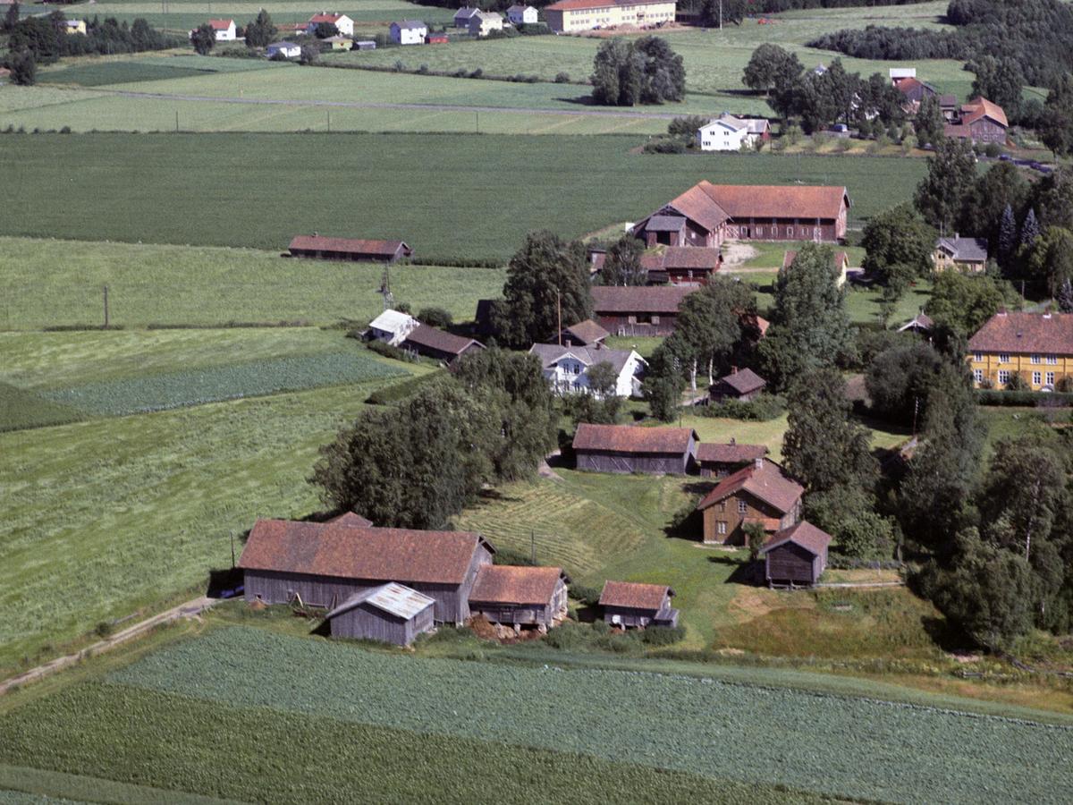 HUSEBY-GÅRDER LANDSKAP