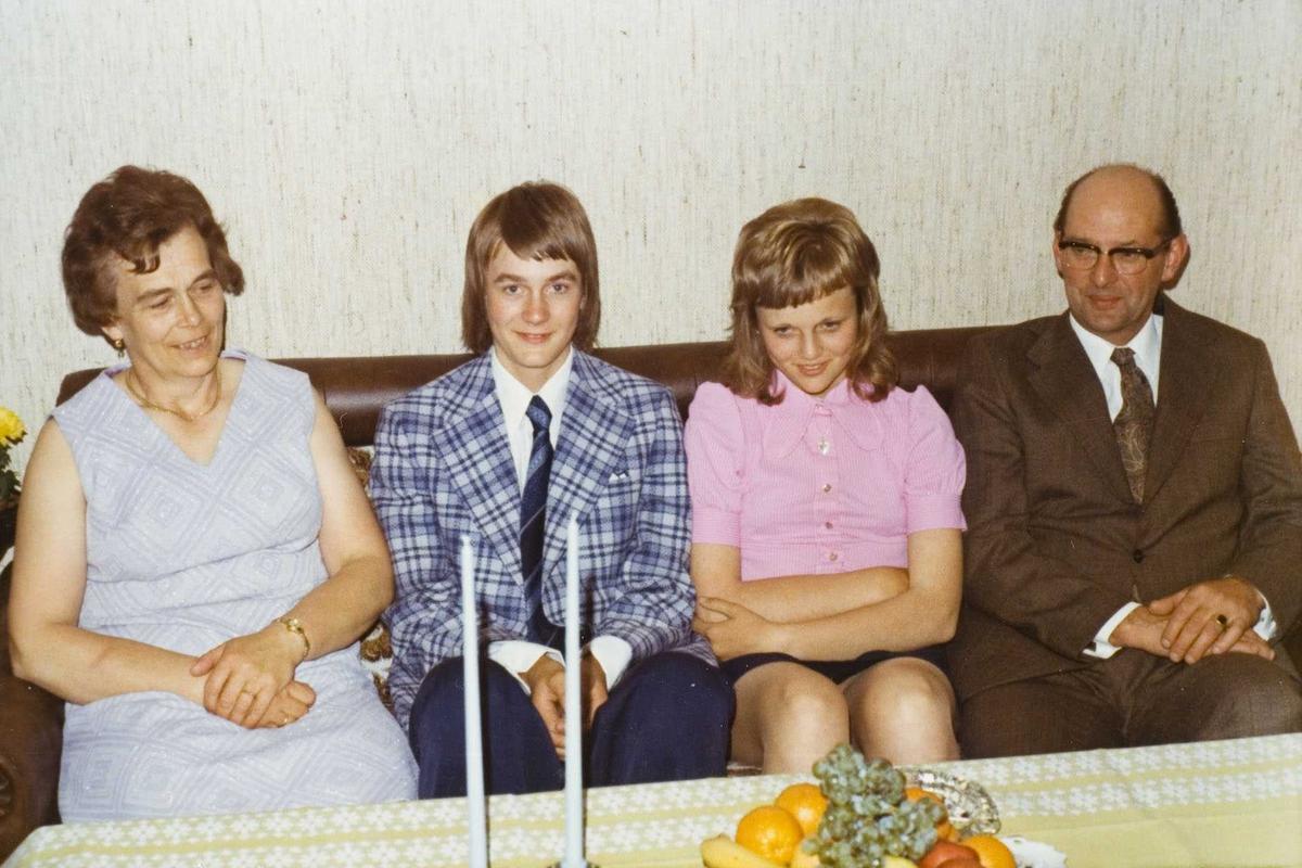 Familiebild 1973