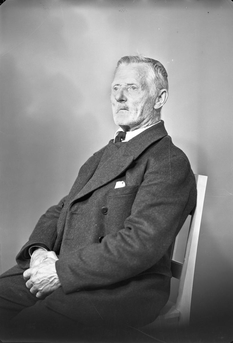 Portrett. John Vågåsær.