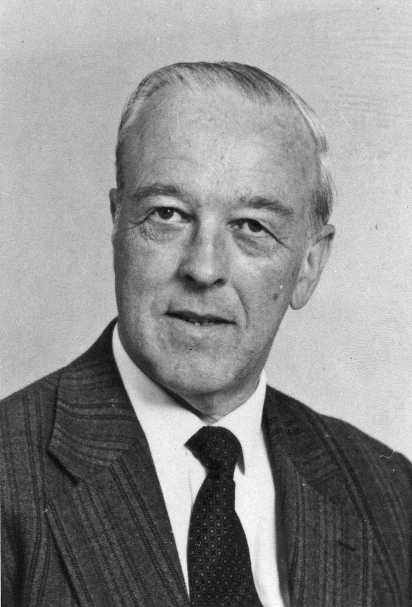 Arve Johnsen. Ordfører fra 1976.