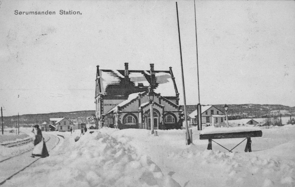 Sørumsand stasjon