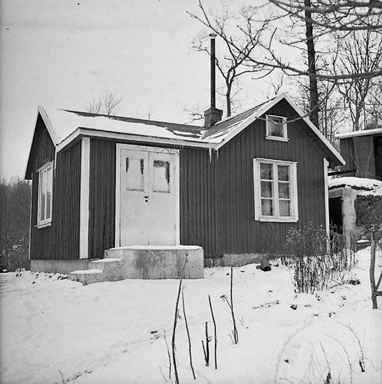 Bostadsbrist i Uddevalla 1947