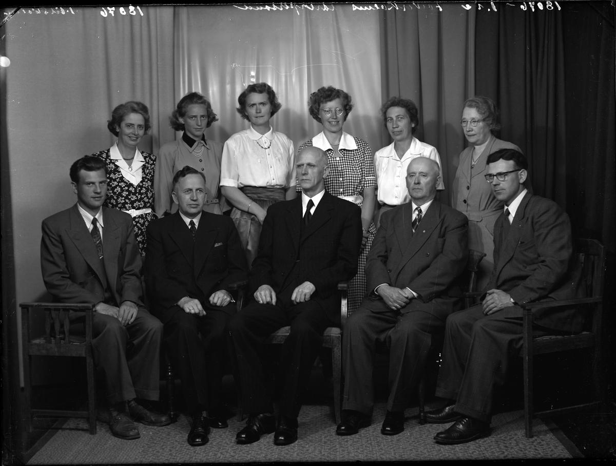 Grimstad folkeskoles lærere