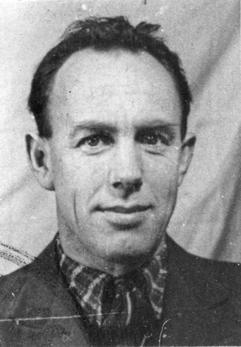 Jørgen Aarnæs. Formann i Feiring Arbeiderparti i 1930-åra.