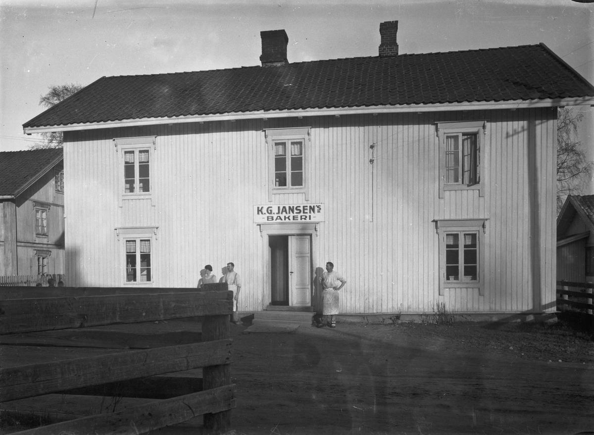 K.G. Hansens Bakeri