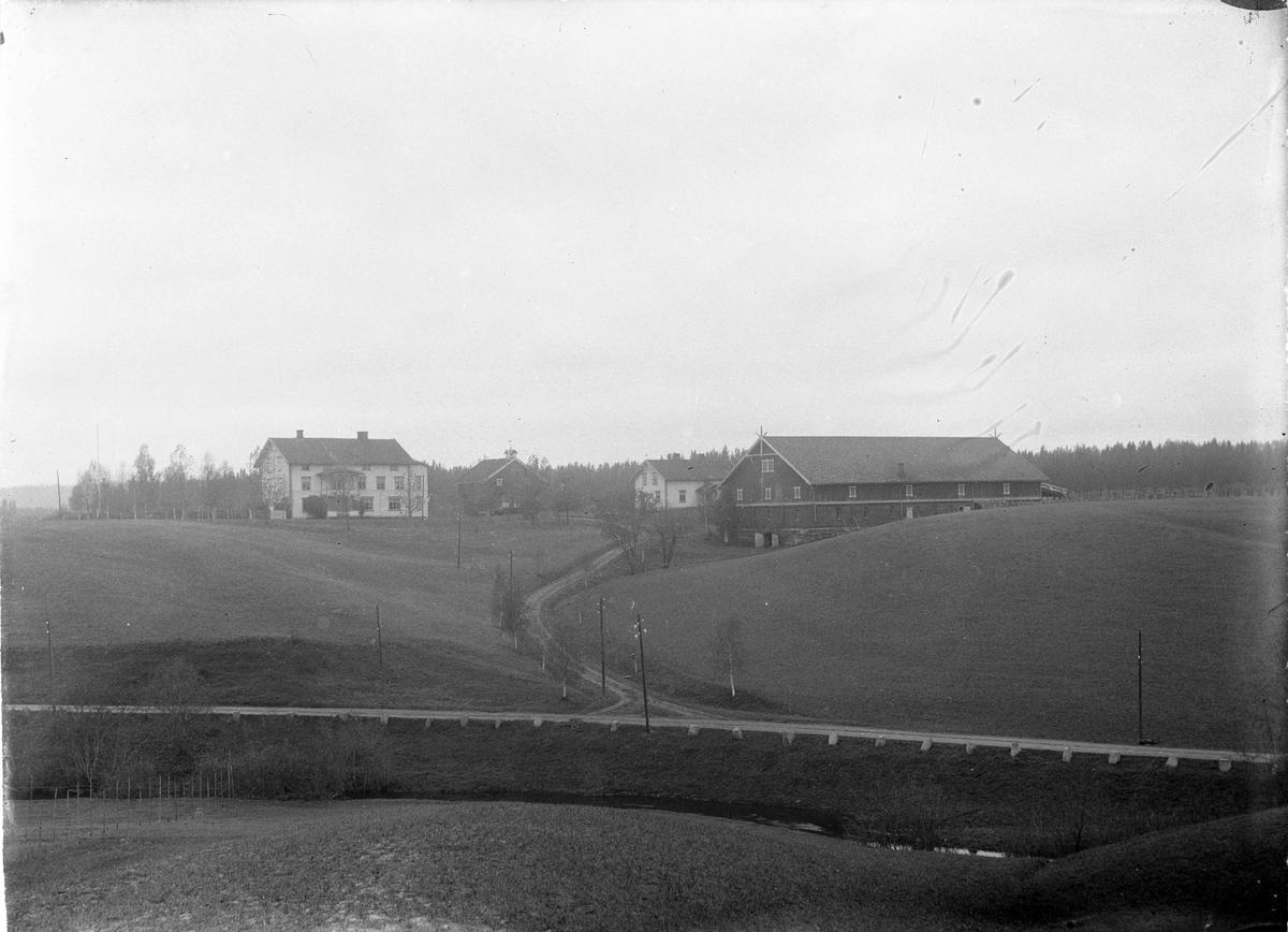 Brensmork gård