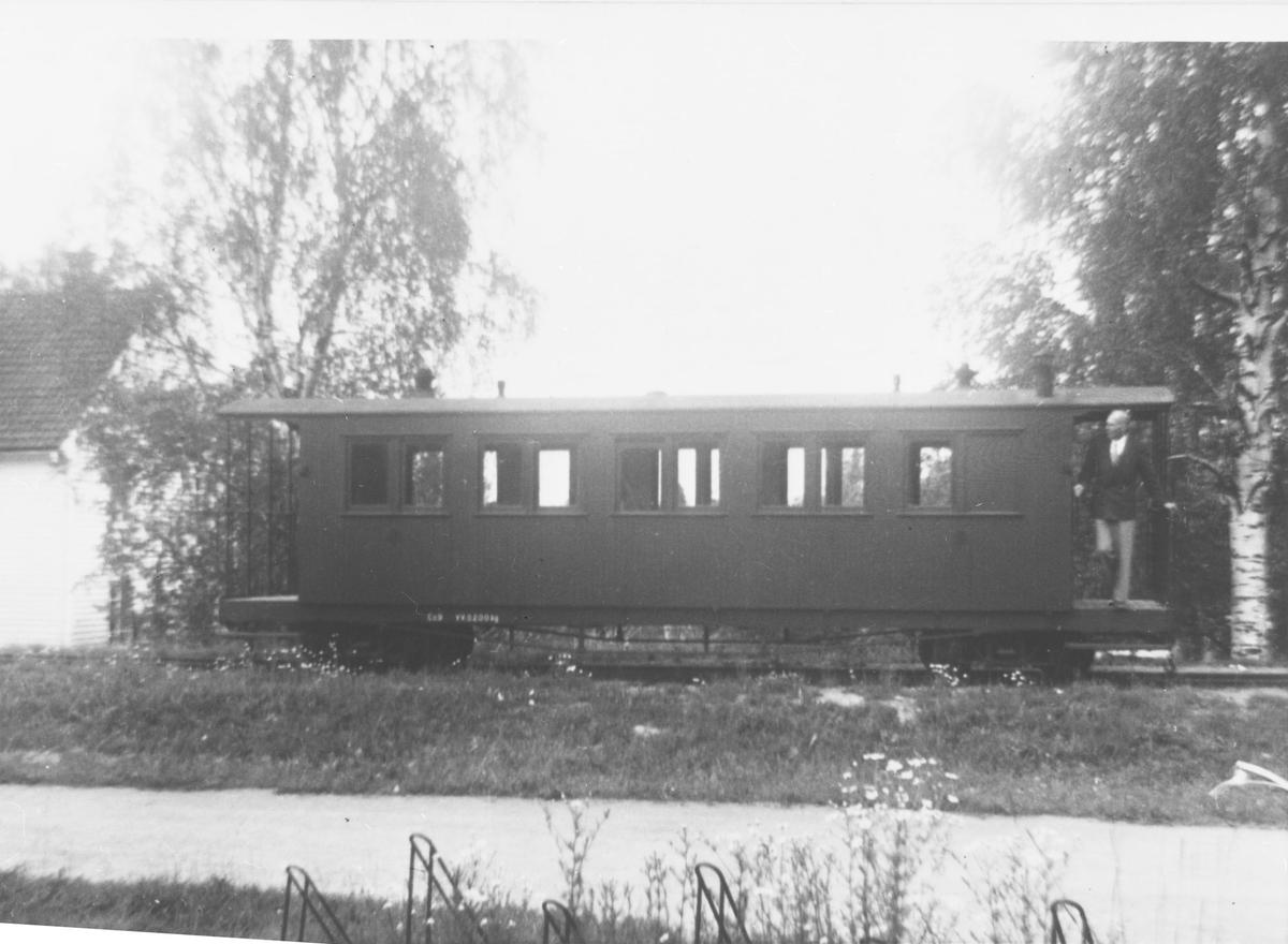 Vogn Co9, opprinnelig fra Nesttun-Osbanen