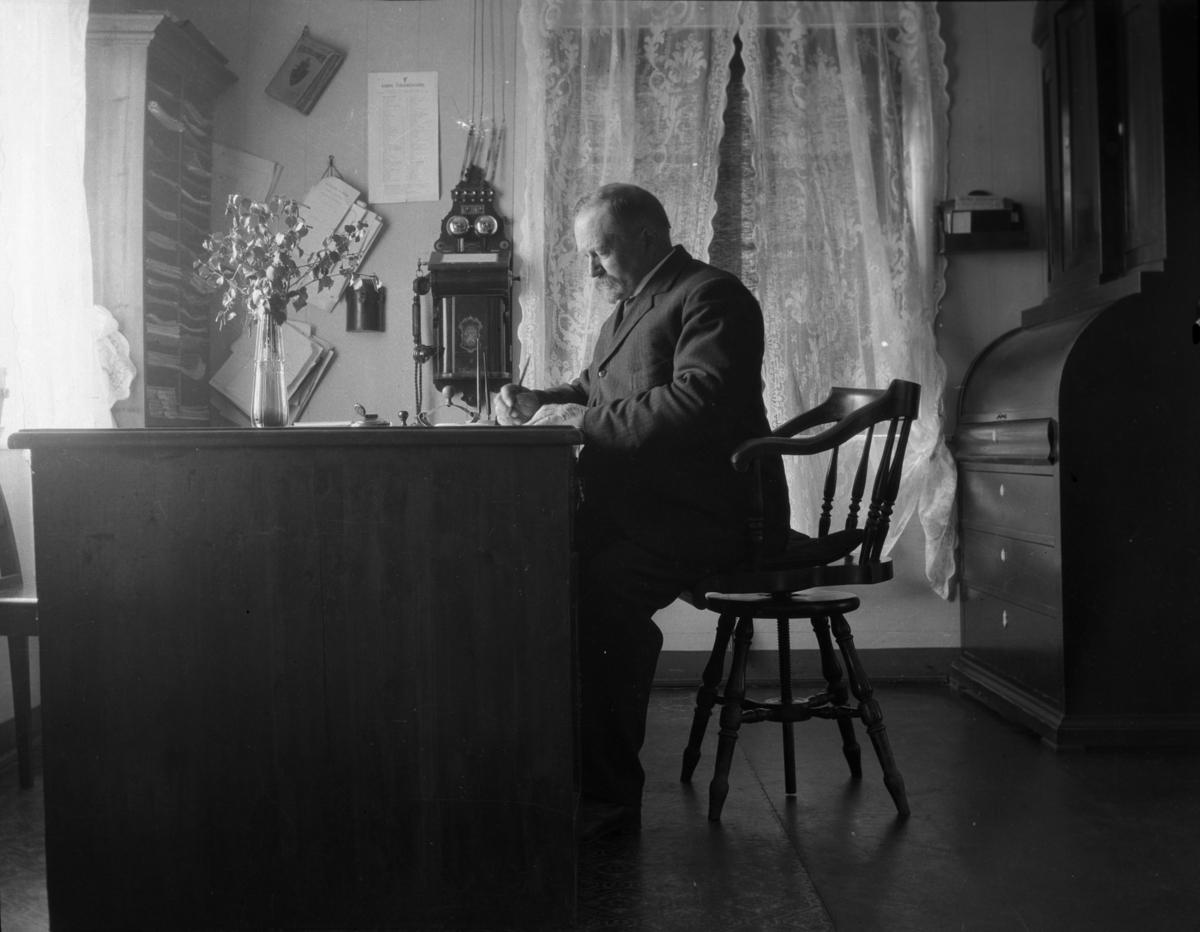 Johan Rustad, Rena